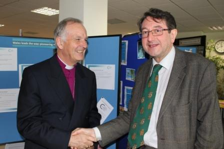archbishop morgan and professor francis